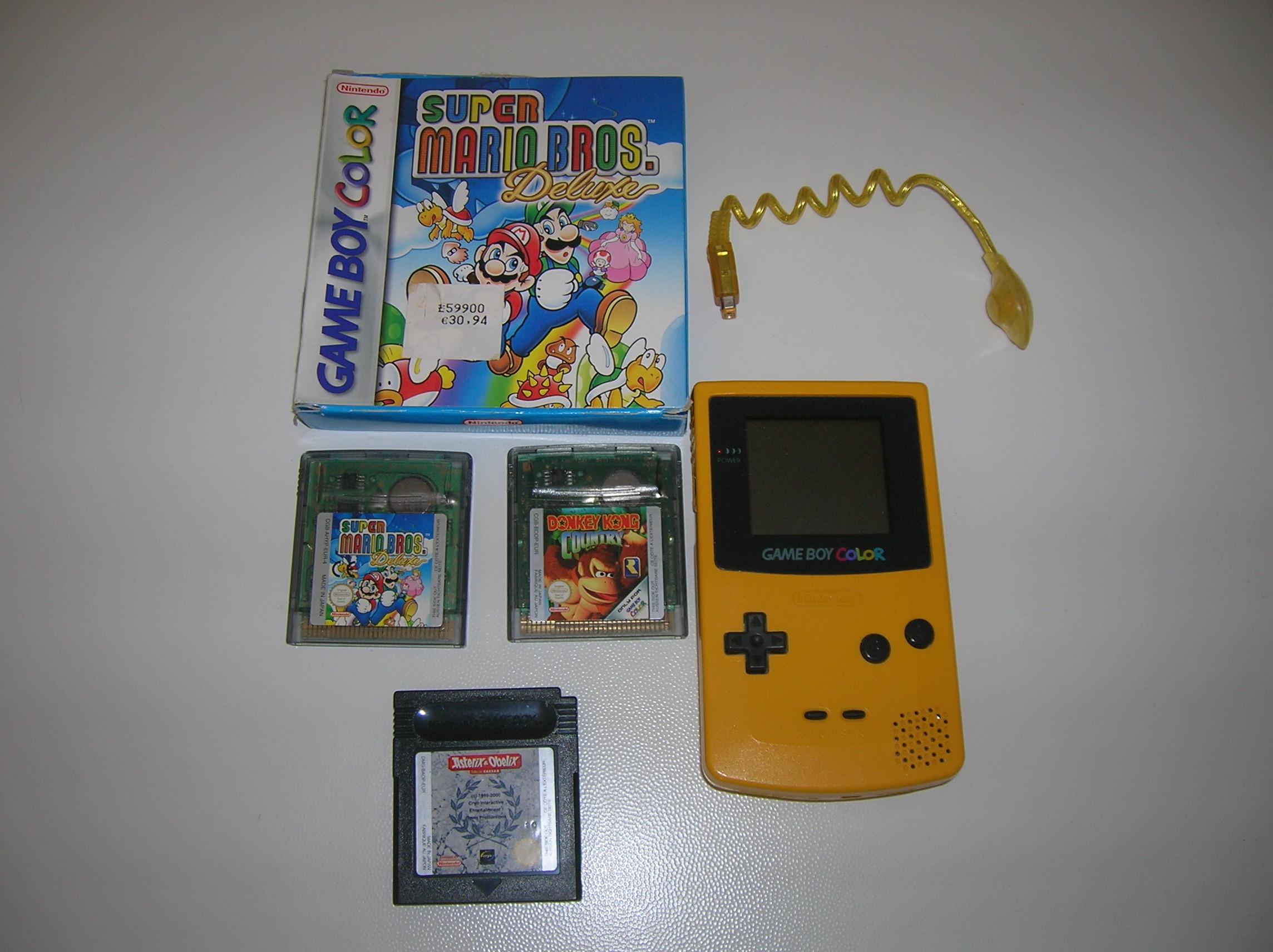 Game boy color usato - Fai Click Sulle Foto Per Ingrandirle