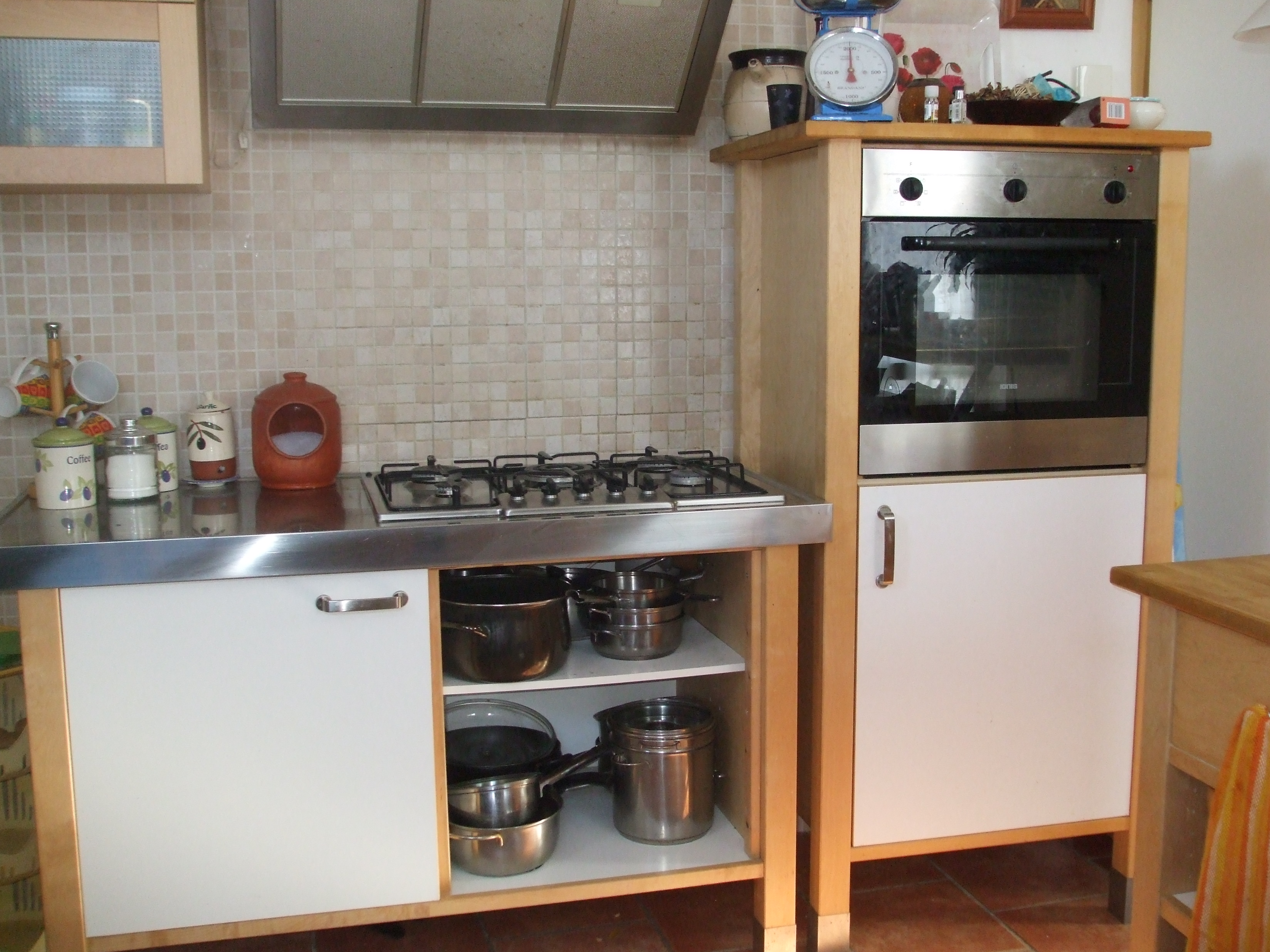 Awesome forno a colonna pictures - Cappa cucina ikea ...
